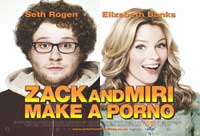 Zack and Miri Make A Porno - 11 x 17 Movie Poster - Style E