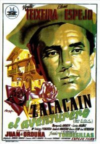 Zalaca�n el aventurero - 11 x 17 Movie Poster - Spanish Style A