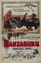 Zanzabuku - 27 x 40 Movie Poster - Style A