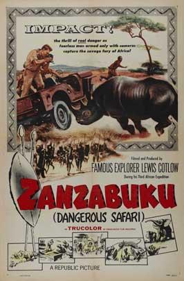 Zanzabuku - 11 x 17 Movie Poster - Style A