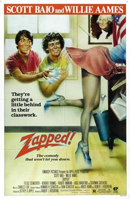 Zapped! - 11 x 17 Movie Poster - Style B