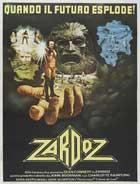 Zardoz - 27 x 40 Movie Poster - Italian Style A
