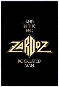Zardoz - 27 x 40 Movie Poster - Style B