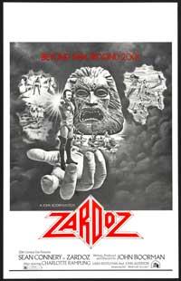Zardoz - 27 x 40 Movie Poster - Style C