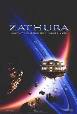 Zathura - 11 x 17 Movie Poster - Style A