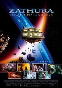 Zathura - 27 x 40 Movie Poster - German Style A
