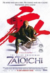 Zatoichi - 11 x 17 Movie Poster - Style B