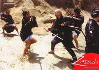 Zatoichi - 8 x 10 Color Photo Foreign #1