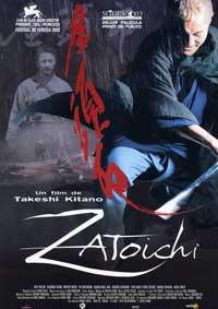 Zatoichi - 11 x 17 Movie Poster - Spanish Style A