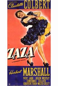 Zaza - 27 x 40 Movie Poster - Style A