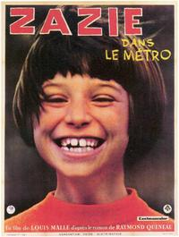 Zazie dans le Metro - 11 x 17 Poster - Foreign - Style A