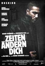 Zeiten Andern Dich - 27 x 40 Movie Poster - Swiss Style A