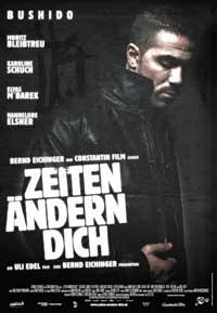 Zeiten Andern Dich - 11 x 17 Movie Poster - Swiss Style A