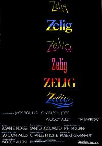 Zelig - 11 x 17 Movie Poster - Spanish Style A