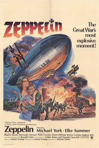 Zeppelin - 11 x 17 Movie Poster - Style A