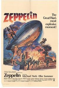 Zeppelin - 27 x 40 Movie Poster - Style A
