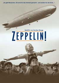 Zeppelin - 11 x 17 Movie Poster - German Style A