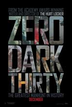 Zero Dark Thirty - 27 x 40 Movie Poster - Style B