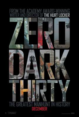 Zero Dark Thirty - 11 x 17 Movie Poster - Style B