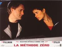 Zero Effect - 11 x 14 Poster German Style E
