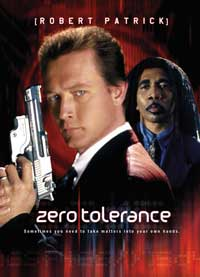 Zero Tolerance - 11 x 17 Movie Poster - Style A