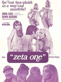 Zeta One - 11 x 17 Movie Poster - Style A