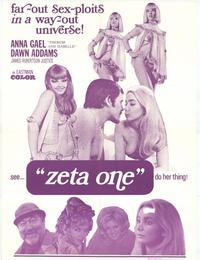 Zeta One - 27 x 40 Movie Poster - Style A