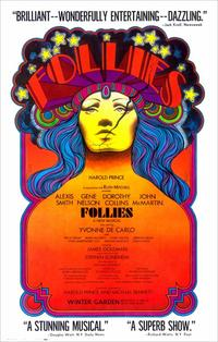 Ziegfeld Follies (Broadway) - 14 x 22 Poster - Style A