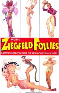 Ziegfeld Follies - 11 x 17 Movie Poster - Style A