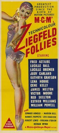 Ziegfeld Follies - 11 x 17 Movie Poster - Style B