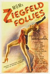 Ziegfeld Follies - 11 x 17 Movie Poster - Style C