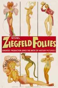 Ziegfeld Follies - 11 x 17 Movie Poster - Style D