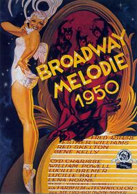 Ziegfeld Follies - 27 x 40 Movie Poster - German Style C