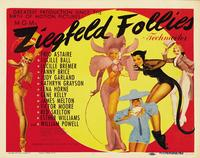 Ziegfeld Follies - 22 x 28 Movie Poster - Half Sheet Style A