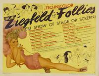 Ziegfeld Follies - 11 x 14 Movie Poster - Style B