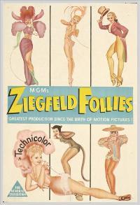 Ziegfeld Follies - 11 x 17 Movie Poster - Australian Style A