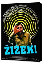 Zizek! - 11 x 17 Movie Poster - Style A - Museum Wrapped Canvas