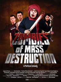 ZMD: Zombies of Mass Destruction - 11 x 17 Movie Poster - Style A
