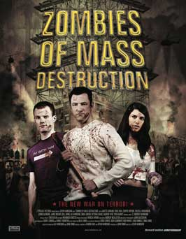 ZMD: Zombies of Mass Destruction - 11 x 17 Movie Poster - Style C