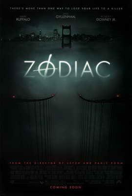 Zodiac - 11 x 17 Movie Poster - Style A