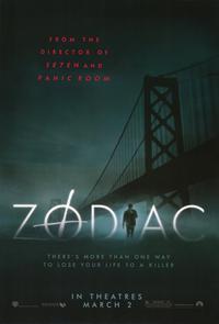 Zodiac - 11 x 17 Movie Poster - Style C
