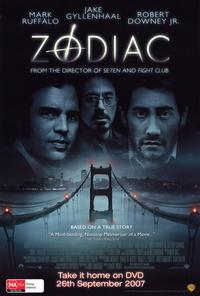 Image result for zodiac movie poster