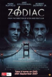 Zodiac - 11 x 17 Movie Poster - Style D