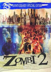 Zombie - 11 x 17 Movie Poster - Style B