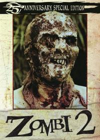 Zombie - 11 x 17 Movie Poster - Style C