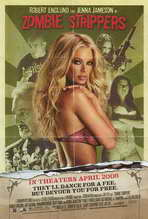 Zombie Strippers - 11 x 17 Movie Poster - Style A