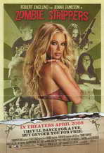 Zombie Strippers - 27 x 40 Movie Poster - Style A