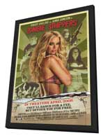 Zombie Strippers - 11 x 17 Movie Poster - Style A - in Deluxe Wood Frame