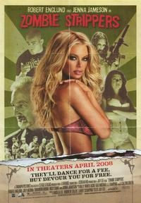 Zombie Strippers - 43 x 62 Movie Poster - Bus Shelter Style A
