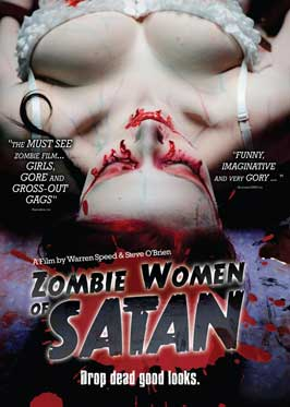 Zombie Women of Satan - 11 x 17 Movie Poster - Style A